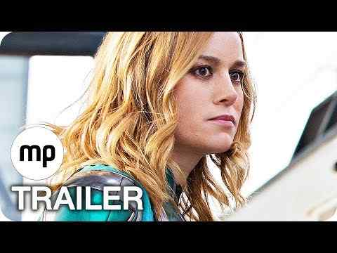 Captain Marvel - Featurette, Trailer & TV Spots