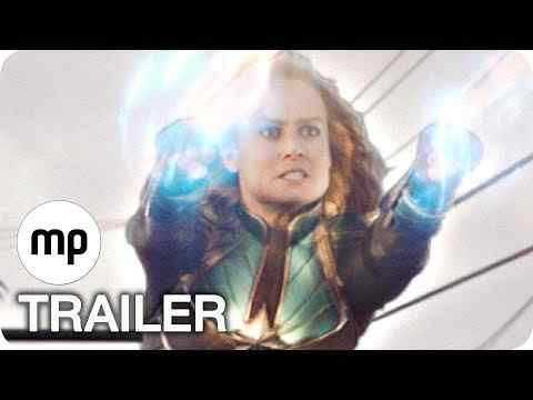 Captain Marvel - Filmclip & Trailer