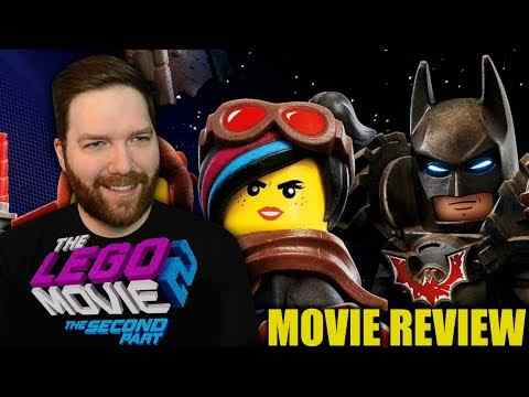 The Lego Movie 2: The Second Part - Chris Stuckmann Movie review
