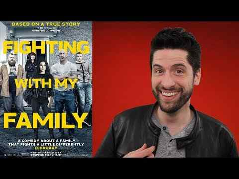 Fighting with My Family - Jeremy Jahns Movie review