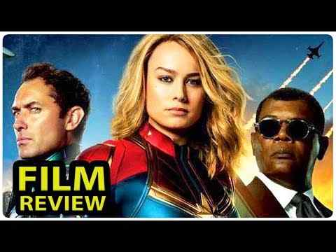 Captain Marvel - FilmSelect Review