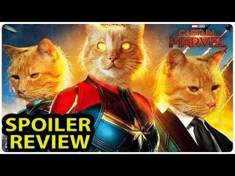 Captain Marvel - FilmSelect Review (Spoiler Talk)