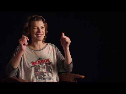 Hellboy - Mila Jovovich interview