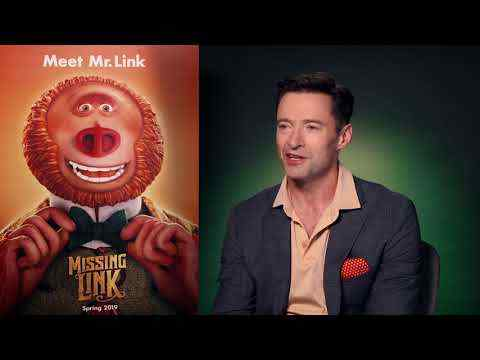 Missing Link - Hugh Jackman Interview