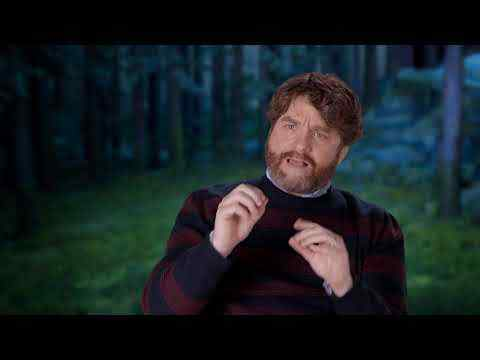 Missing Link - Zach Galifianakis Interview