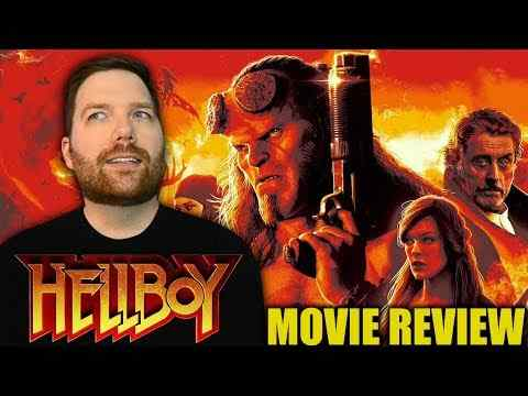 Hellboy - Chris Stuckmann Movie review