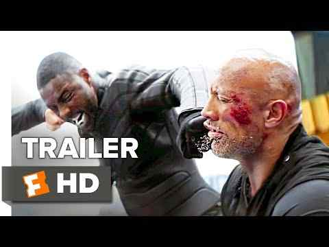 Fast & Furious Presents: Hobbs & Shaw - trailer 2