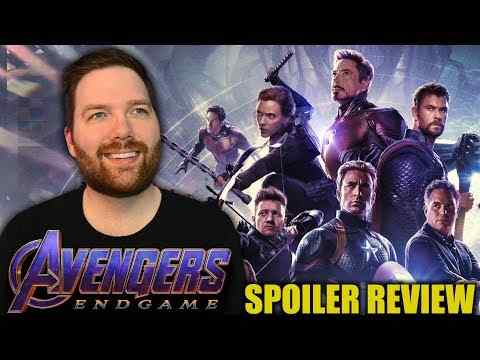 Avengers: Endgame - Chris Stuckmann Movie review
