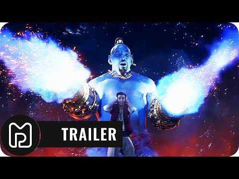 Aladdin - TV Spots & Trailer