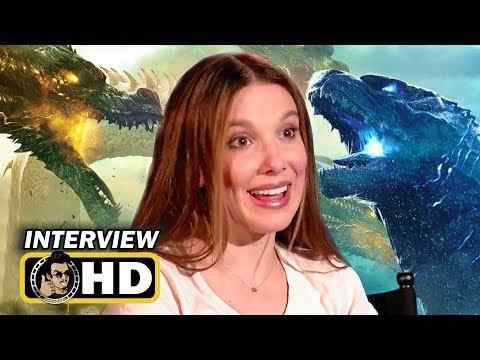 Godzilla: King of the Monsters - Millie Bobby Brown Interview