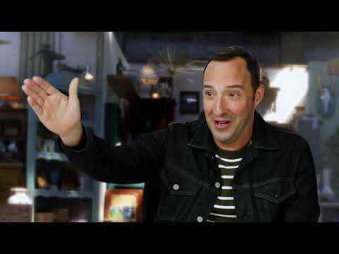 Toy Story 4 - Tony Hale