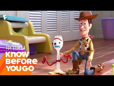 Toy Story 4 - Know Before You Go