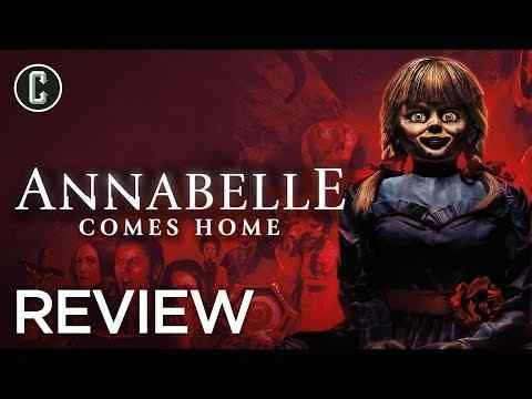 Annabelle Comes Home - Collider Movie Review