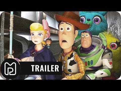 Toy Story 4 - TV Spots & Trailer 2
