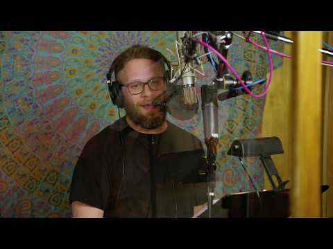 The Lion King - Behind the Scenes Voice Recording - Seth Rogen