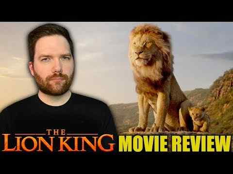 The Lion King - Chris Stuckmann Movie review