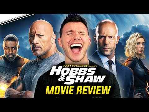 Fast & Furious Presents: Hobbs & Shaw - Flick Pick Movie Review