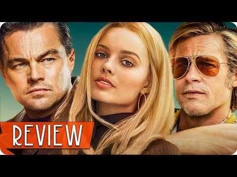 Once Upon a Time ... in Hollywood - Robert Hofmann Kritik Review