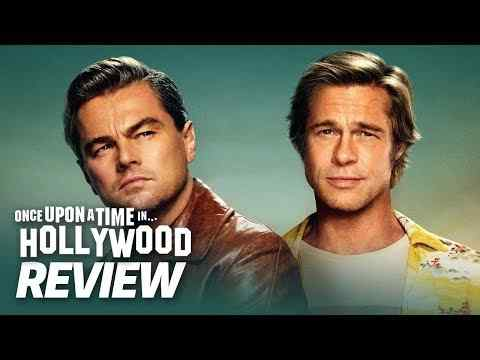 Once Upon a Time ... in Hollywood - Filmfabrik Kritik & Review
