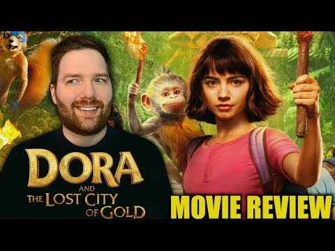 Dora and the Lost City of Gold - Chris Stuckmann Movie review
