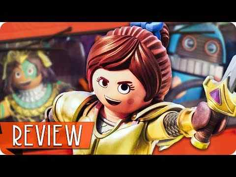 Playmobil - Der Film - Robert Hofmann Kritik Review