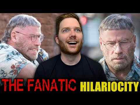 The Fanatic - Chris Stuckmann Movie review