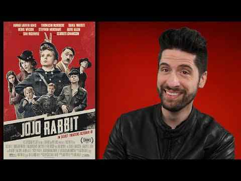 Jojo Rabbit - Jeremy Jahns Movie review