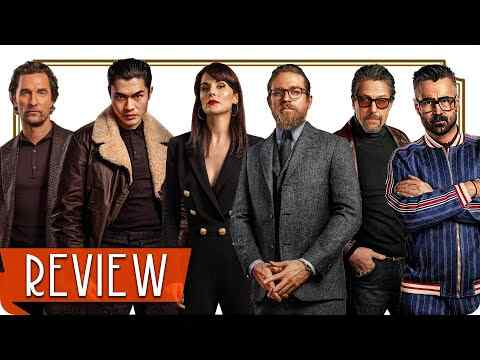 The Gentlemen - Robert Hofmann Kritik Review