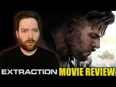 Extraction - Chris Stuckmann Movie review