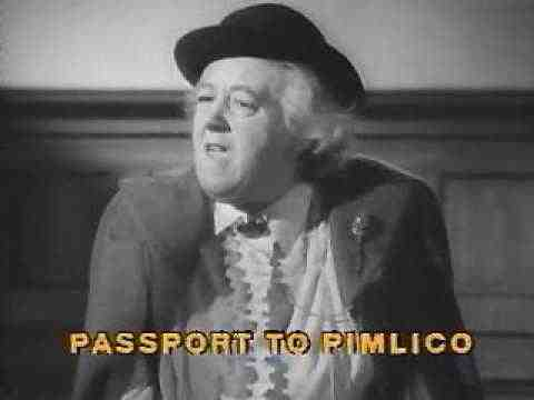 Passport to Pimlico - trailer