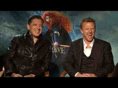 Brave - Craig Ferguson and Kevin McKidd Interview