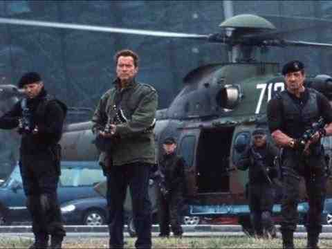 Expendables 2 - Trailer & Filmclips 2