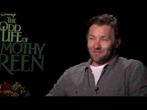 The Odd Life of Timothy Green - Joel Edgerton Interview