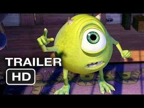 Monsters Inc. 3D - trailer