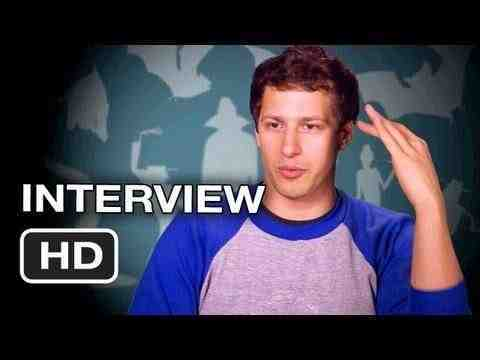 Hotel Transylvania - Andy Samberg Interview
