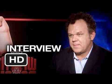 Wreck-It Ralph - John C. Reilly Interview