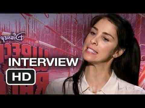 Wreck-It Ralph - Sarah Silverman Interview