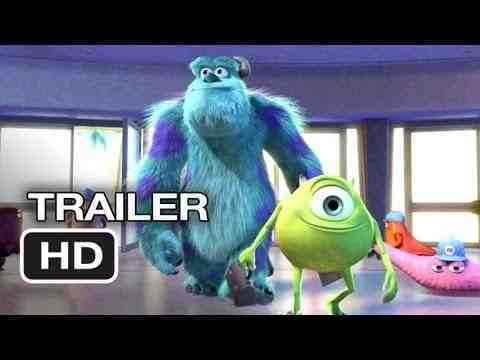Monsters Inc. - 3D Official Trailer