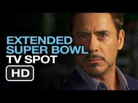 Iron Man 3 - Extended Big Game Look