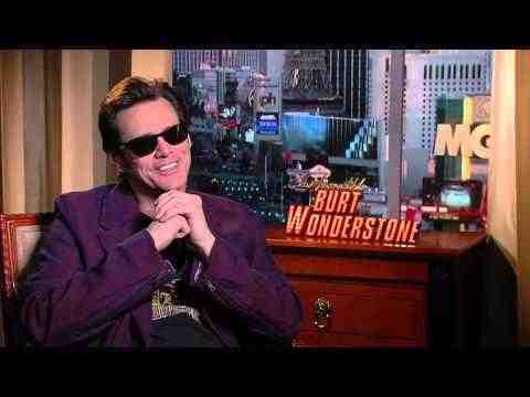 The Incredible Burt Wonderstone - Jim Carrey Interview