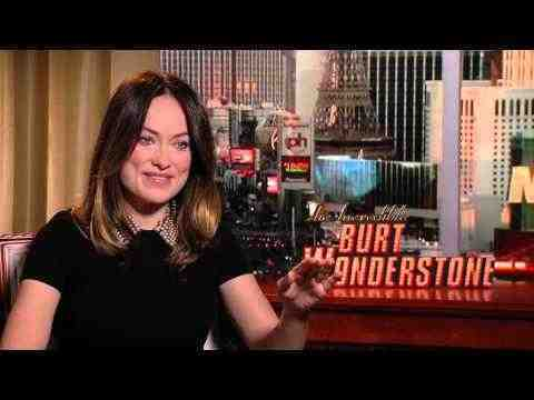 The Incredible Burt Wonderstone - Olivia Wilde Interview