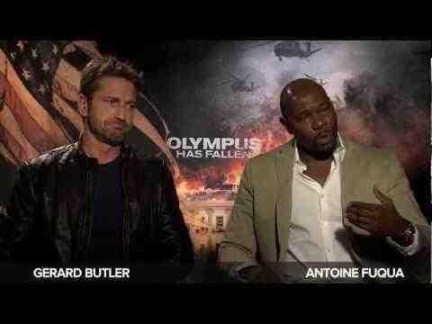 Olympus Has Fallen - Gerard Butler and Antoine Fuqua Interview