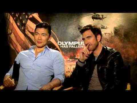 Olympus Has Fallen - Dylan McDermott and Rick Yune Interview