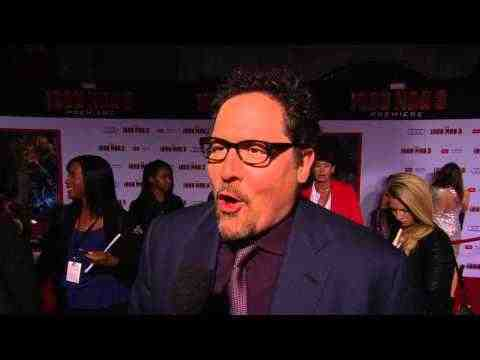 Iron Man 3 - Jon Favreau Interview