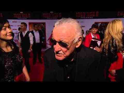Iron Man 3 - Stan Lee Interview