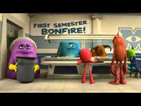Monsters University - trailer 4