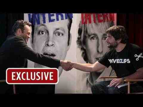 The Internship - Vince Vaughn Interview