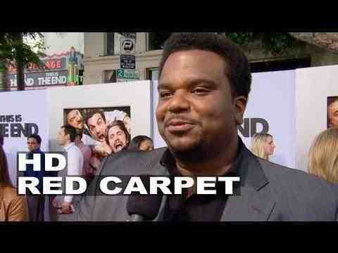 This Is the End - Craig Robinson Interview