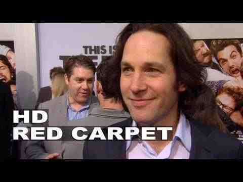 This Is the End - Paul Rudd Interview