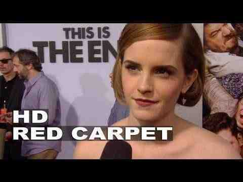 This Is the End - Emma Watson Interview